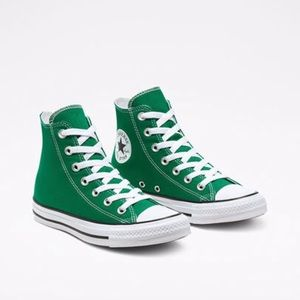 Converse Chuck Taylor (All-Stars) (Green)